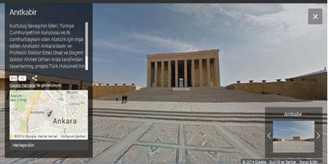 Anıtkabir dünyaya açılıyor