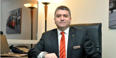 Dedeman İstanbul'a yeni müdür