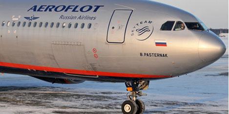 Ukrayna'da Rus uçaklarına yasak