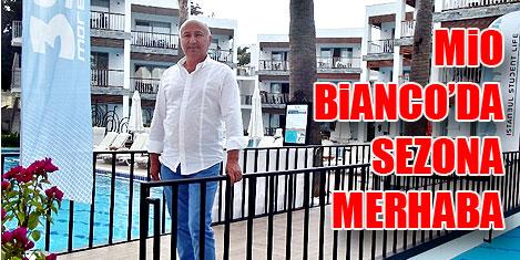 Mio Bianco, sezonu açtı