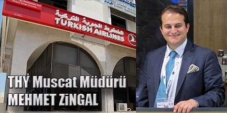 THY Muscat Müdürü Zingal