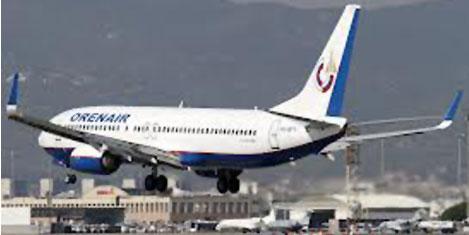 Orenburg Havayolu İzmir'e uçuyor