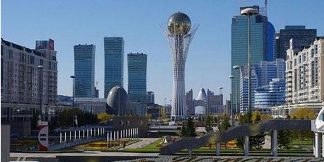 Kazakistan'da yatırıma vergi yok