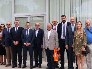 İspanya turizm heyetinden AKTOB ziyareti