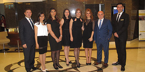 President Hotel'in teras partisi