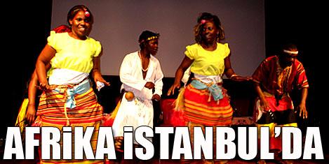 İstanbul'da Afrika rüzgârı esti