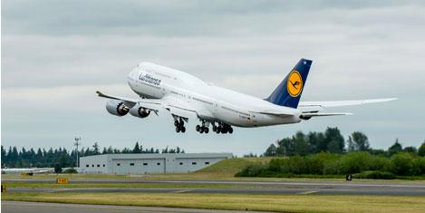 Lufthansa kabin ekibi greve gidiyor