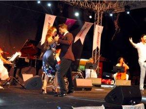 Phaselis Sanat Festivali'nde tango rüzgârıesti