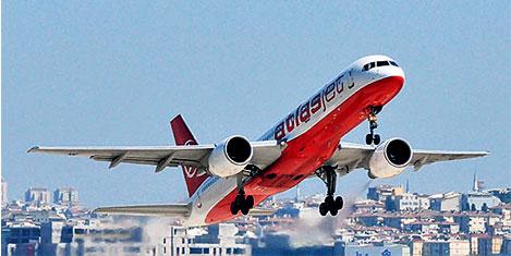 Atlasjet Kuveyt'e uçuşa başlıyor