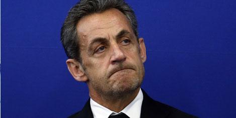Sarkozy gözaltına alındı!