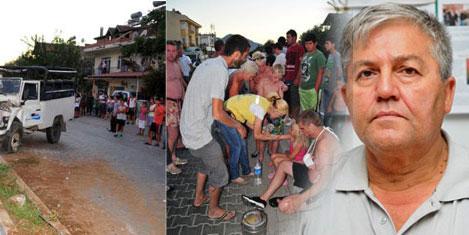 Turizm işçileri katlediliyor