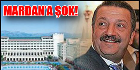 Mardan Palace icradan satılıyor