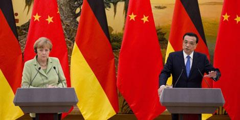 Lufthansa ve Air China işbirliği