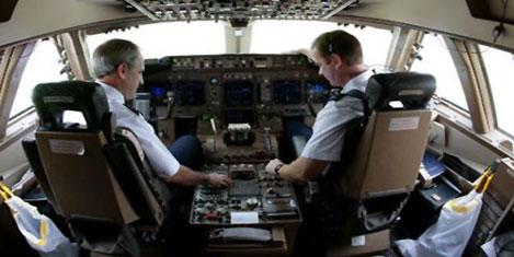 THY'de 43 ülkeden 552 pilot