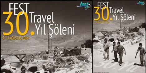 Fest Travel'ın 30.yıl şöleni