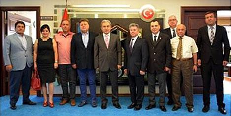 Adana'da hedef turizmde zirve