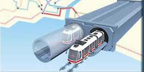 Metrobüsün yerine metro