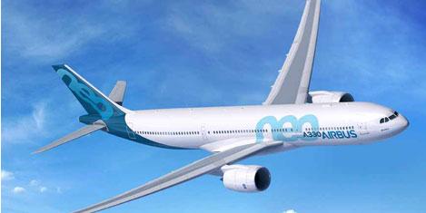 A330neo piyasaya sürülüyor