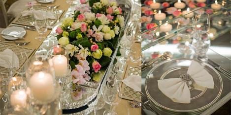 Hilton İstanbul Bomonti'de düğün