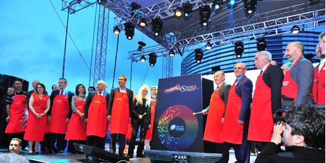 İstanbul Shopping Fest'te 10 milyar