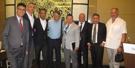 Otel yöneticileri POYD'da