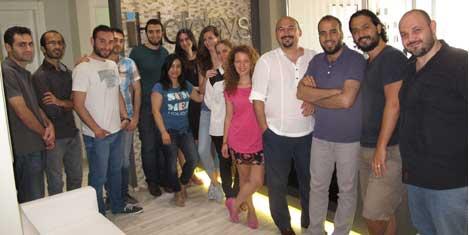 Suriyeli Fahed Awad'ın başarısı