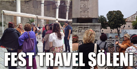 Fest Travel şöleni başladı