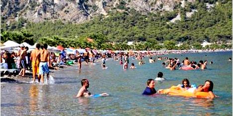 Ören turizminde artış yaşandı
