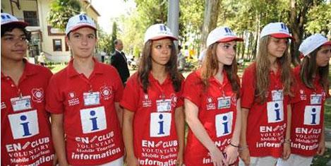 Bursa'nın gönüllü turizm elçileri