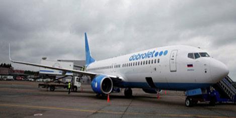 Kırım'a yerli şirket uçacak