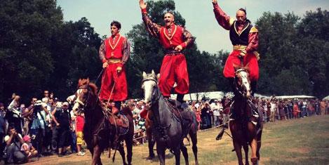 Osmanlı okçuluğu turizmde