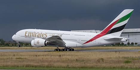 Emirates'ten Avustralya'ya 4 sefer