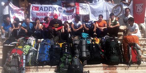 OTİ, Zirve Zaferi'ni destekliyor