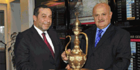 THY Ercan'da hizmet verecek