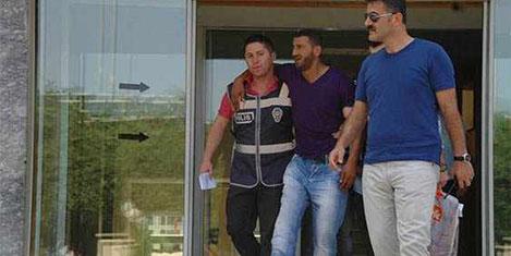 İtalyan turisti öldüren yakalandı
