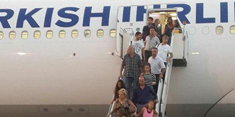 8 ayda 111 milyon kişi uçtu