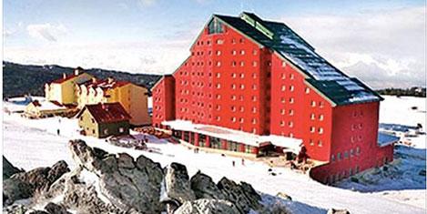 Uludağ'ın ünlü oteli satıldı