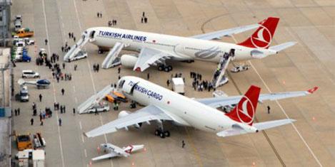Dünya havacılığı İstanbul'da