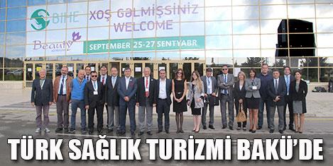 Türk sağlık turizmi Bakü'de