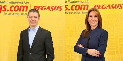 Pegasus, Londra'da anlatıldı