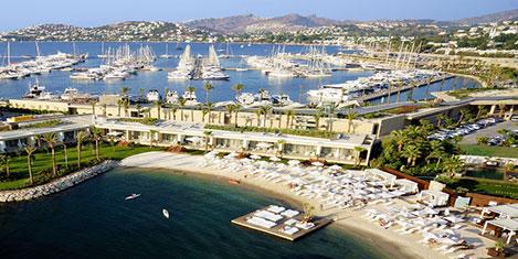 Marina ve otel davalık oldu