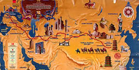 İpekyolu'na turizm koridoru