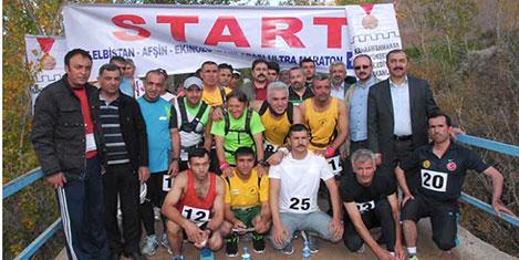 Ultra Maraton başladı