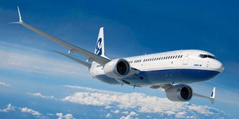 Çin, Boeing'ten 300 uçak alıyor