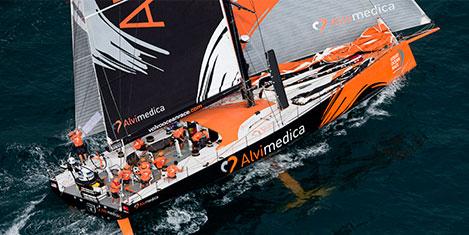 Volvo Ocean Race'in en genç ekibi