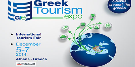 Greek Tourism Expo '14 invites