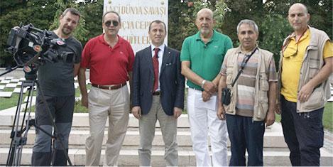 TRT Belgesel Osmanlı'nın izinde