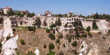 Uçhisar Kaya Otel'i Tan Turizm'in