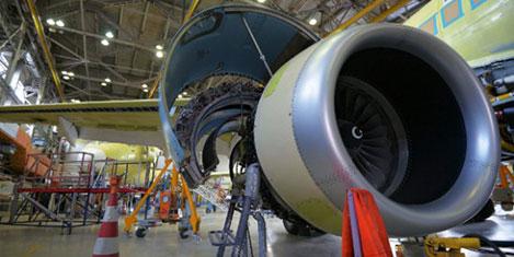 Rusya yılda 160 uçak yapıyor