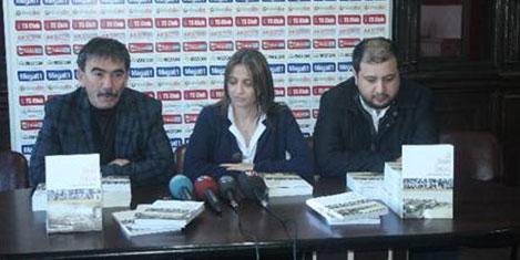 'Gurbetteki Trabzon' kitap oldu
